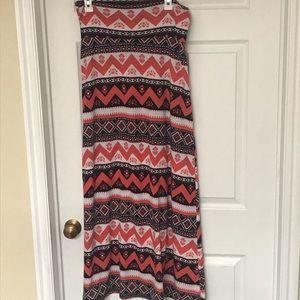 Downeast Maxi Skirt